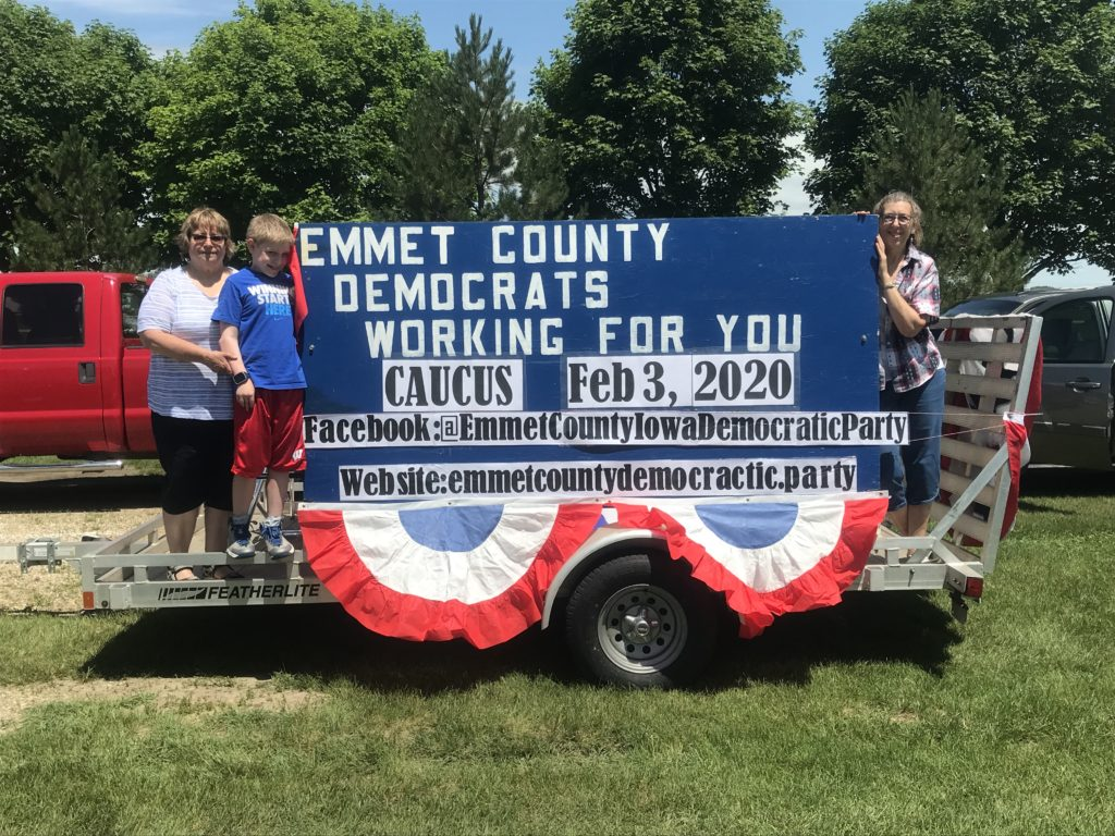 Emmet County Democrats working for you!
